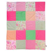 Trend Lab Sherbet Baby Receiving Blanket