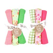 Trend Lab Sherbet 6-pk. Burp Cloth Set