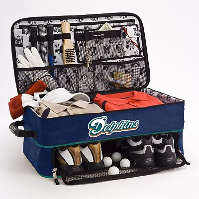 Miami Dolphins Expandable Golf Trunk Organizer