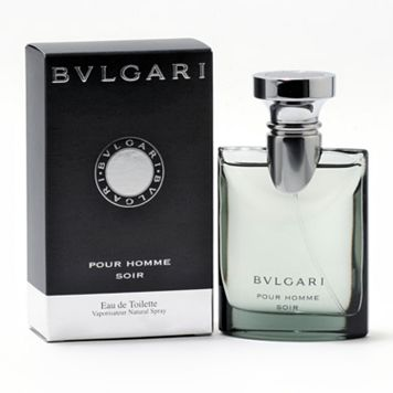 Bvlgari Pour Homme Soir Men's Cologne - Eau de Toilette