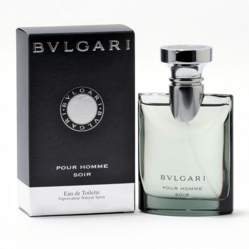 Bvlgari Pour Homme Soir Eau de Toilette Spray - Men's