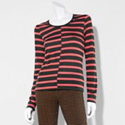 Princess Vera Wang Striped Top - Juniors