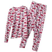 Cuddl Duds Outdoors Long Underwear Set - Girls