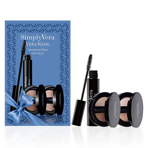 Simply Vera Vera Wang Cosmetics Accent on Eyes Collection
