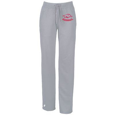 Russell Arkansas Razorbacks French Terry Pants