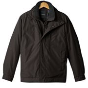Towne by London Fog Bibbed Hipster Jacket - Men