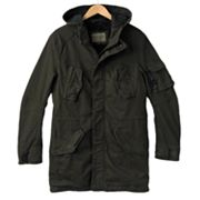 SONOMA life + style Garment-Dyed Hooded Snorkel Jacket - Men