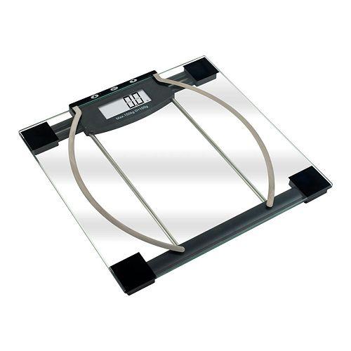 TG Mens Remedy Digital Scale - Body Weight, Fat and Hydration - BIA Бандеролька