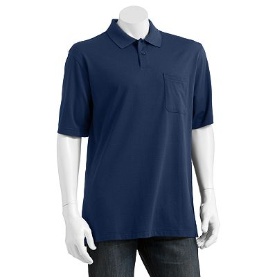 Van Heusen Thin-Striped Polo