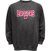 Wisconsin Badgers Fleece Sweatshirt
