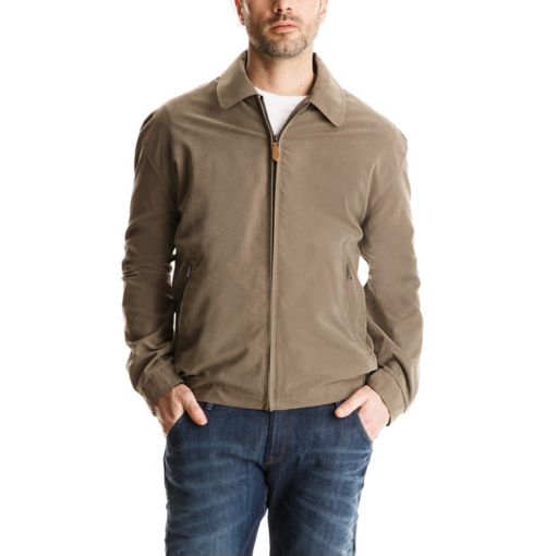 Towne by London Fog Microfiber Golf Jacket - Big and Tall