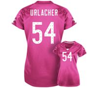 Chicago Bears Draft Him II Brian Urlacher Shimmer Top
