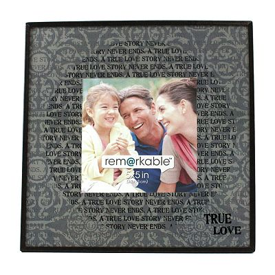 Fetco True Love 5 x 5 Frame