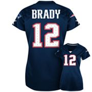 New England Patriots Draft Him II Tom Brady Shimmer Top
