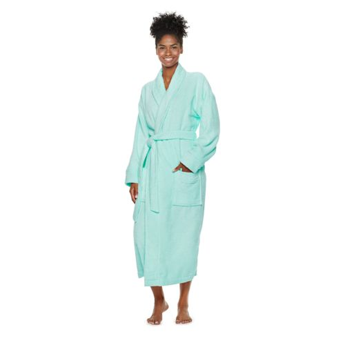 SONOMA life + style® Turkish Cotton Robe - Women's