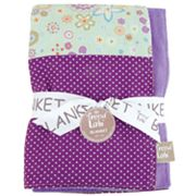 Trend Lab Jelly Bean Baby Receiving Blanket
