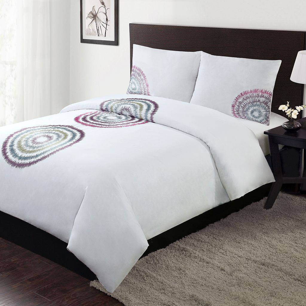 Home Classics® Ava 3-pc. Duvet Cover Set - King
