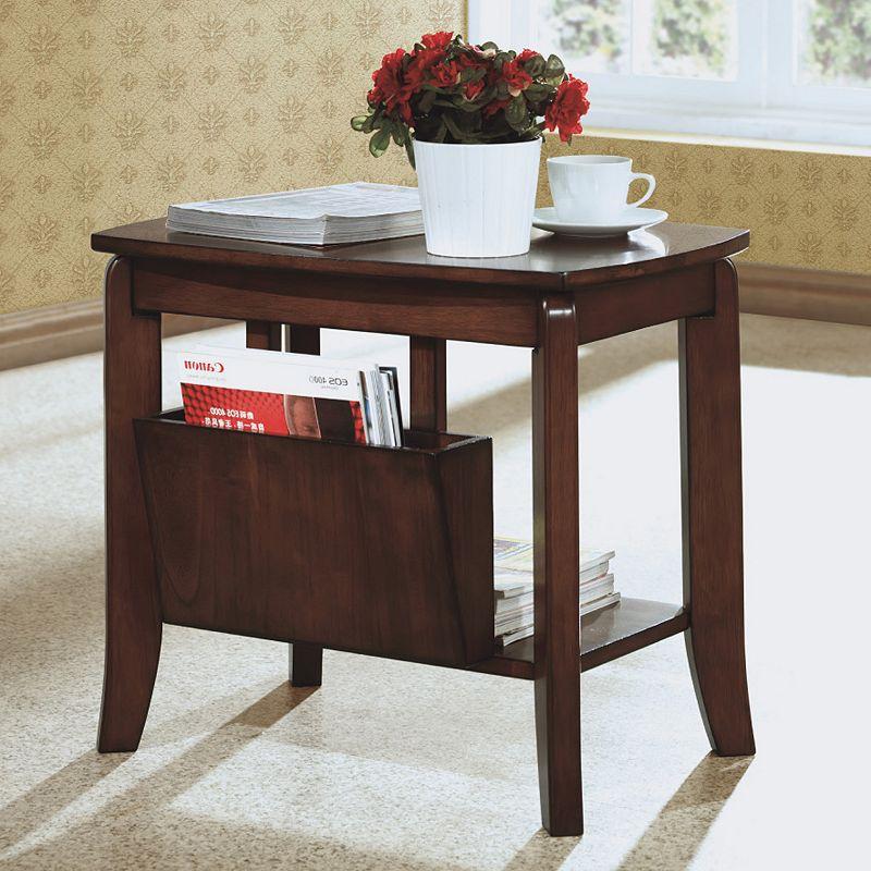 Monarch Magazine Table