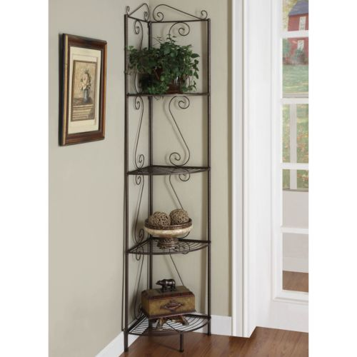 Monarch Corner Display Etagere