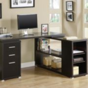 Monarch Reversible Corner Desk