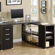 Monarch Reversible Corner Desk