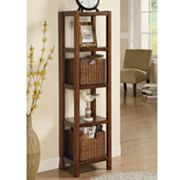 Monarch 3-pc. Etagere and Basket Set