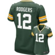 Women's Nike Green Bay Packers Aaron Rodgers Jersey