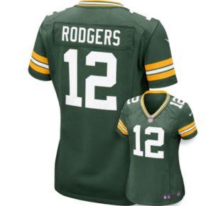 Women's Nike Green Bay Packers Aaron Rodgers Jersey
