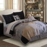Hudson Street Back To Nature Comforter Set