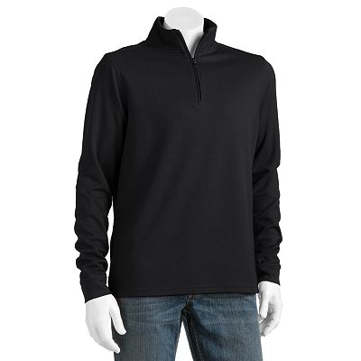 Croft and Barrow Performance 1/4-Zip Shirt