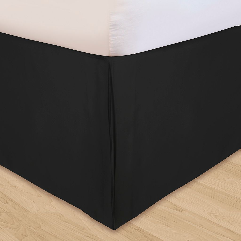 Veratex Huys Adjustable Microfiber Bed Skirt