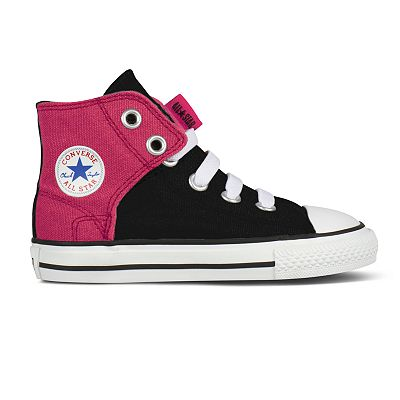 Converse Chuck Taylor All Star Easy Slip High-Top Shoes - Toddlers