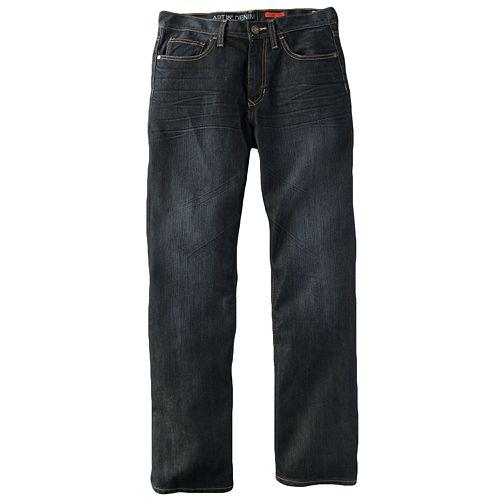 Big & Tall Apt. 9® Straight-Leg Jeans
