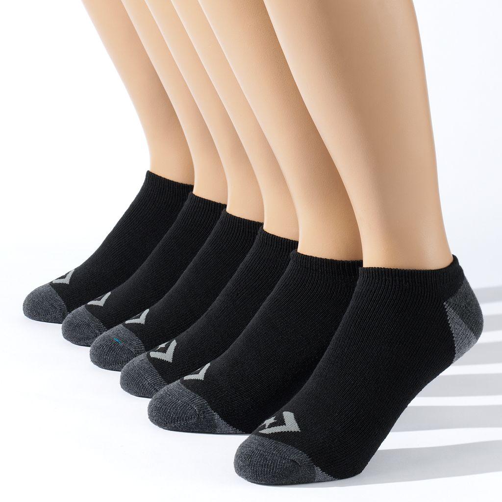 Men's Converse 6-pk. No-Show Sport Socks