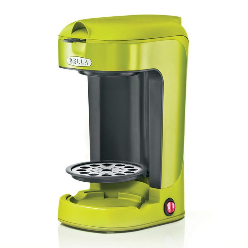 Bella Single Scoop 1-Cup Coffee Maker