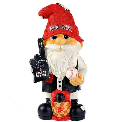 Boston Red Sox Garden Gnome