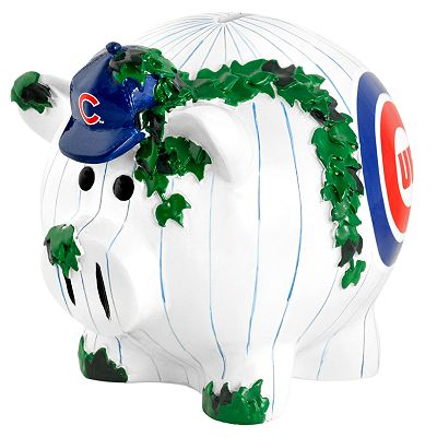 Chicago Cubs Thematic Piggy Bank