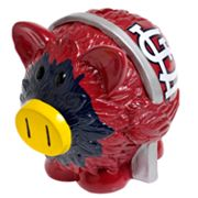 St. Louis Cardinals Thematic Piggy Bank