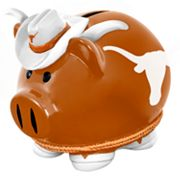Texas Longhorns Thematic Piggy Bank