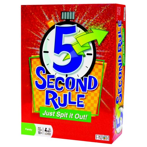 Five Second Rule Game by Patch