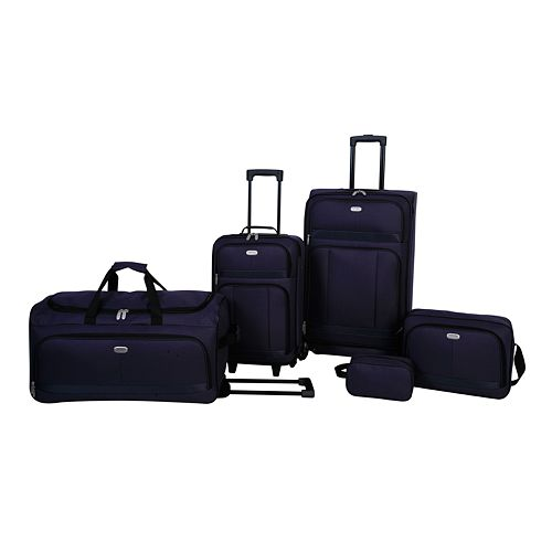 SONOMA Goods for Lifeª  Meridian 5-Piece Luggage Set