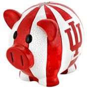 Indiana Hoosiers Thematic Piggy Bank