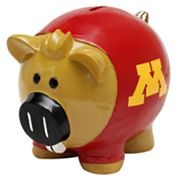 Minnesota Golden Gophers Thematic Piggy Bank