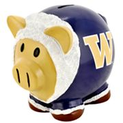 Washington Huskies Thematic Piggy Bank