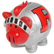 Rutgers Scarlet Knights Thematic Piggy Bank