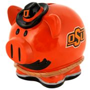 Oklahoma State Cowboys Thematic Piggy Bank