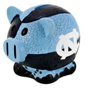 North Carolina Tar Heels Thematic Piggy Bank