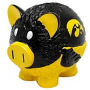 Iowa Hawkeyes Thematic Piggy Bank
