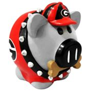 Georgia Bulldogs Thematic Piggy Bank