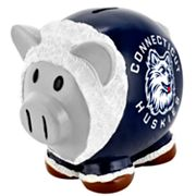 UConn Huskies Thematic Piggy Bank